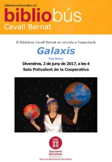 ACTIVITAT INFANTIL BIBLIOBUS CAVALL BERNAT 2017
